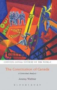 Webber-Constitution of Canada_Cover