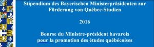 Stipendium Quebec